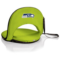 Seattle Seahawks Reclining Stadium Seat Cushion