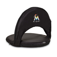 Miami Marlins Reclining Stadium Seat Cushion