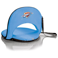 Oklahoma City Thunder Reclining Stadium Seat Cushion