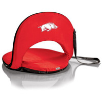 Arkansas Razorbacks Reclining Stadium Seat Cushion
