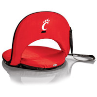 Cincinnati Bearcats Reclining Stadium Seat Cushion