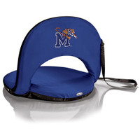 Memphis Tigers Reclining Stadium Seat Cushion