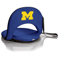 Michigan Wolverines Reclining Stadium Seat Cushion