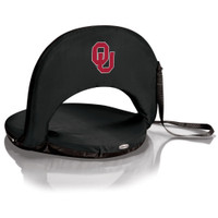 Oklahoma Sooners Reclining Stadium Seat Cushion