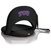 TCU Horned Frogs Reclining Stadium Seat Cushion