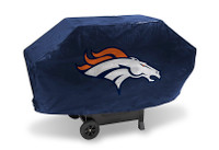 Denver Broncos Deluxe Barbecue Grill Cover