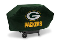Green Bay Packers Deluxe Barbecue Grill Cover