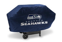 Seattle Seahawks Deluxe Barbecue Grill Cover