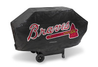 Atlanta Braves Deluxe Barbecue Grill Cover