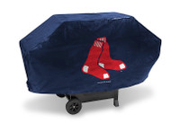 Boston Red Sox Deluxe Barbecue Grill Cover