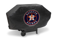 Houston Astros Deluxe Barbecue Grill Cover