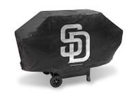 San Diego Padres Deluxe Barbecue Grill Cover