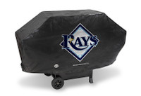 Tampa Bay Rays Deluxe Barbecue Grill Cover