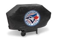 Toronto Blue Jays Deluxe Barbecue Grill Cover