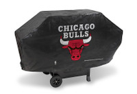 Chicago Bulls Deluxe Barbecue Grill Cover