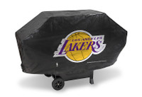Los Angeles Lakers Deluxe Barbecue Grill Cover