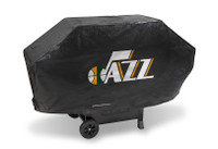 Utah Jazz Deluxe Barbecue Grill Cover