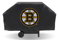 Boston Bruins Deluxe Barbecue Grill Cover