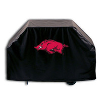 Arkansas Razorbacks Deluxe Barbecue Grill Cover