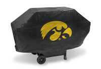 Iowa Hawkeyes Deluxe Barbecue Grill Cover