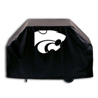 Kansas State Wildcats Deluxe Barbecue Grill Cover