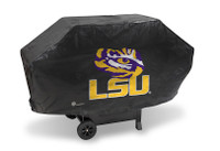LSU Tigers Deluxe Barbecue Grill Cover