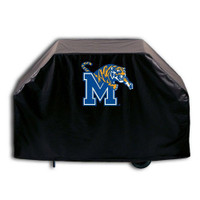Memphis Tigers Deluxe Barbecue Grill Cover