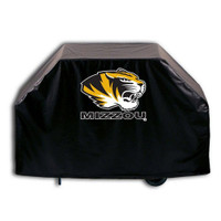 Missouri Tigers Deluxe Barbecue Grill Cover