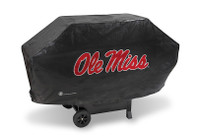 Mississippi Rebels Deluxe Barbecue Grill Cover