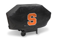 Syracuse Orange Deluxe Barbecue Grill Cover