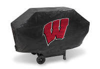 Wisconsin Badgers Deluxe Barbecue Grill Cover
