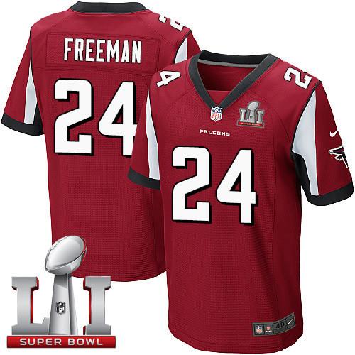 Atlanta Falcons Devonta Freeman Nike
