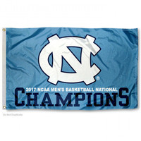 North Carolina Tar Heels 2017 NCAA National Champions 3' x 5' Flag