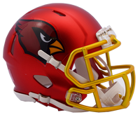 Arizona Cardinals NFL Blaze Revolution Speed Riddell Mini Football Helmet
