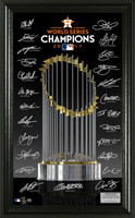 Houston Astros 2017 World Series Champions Signature Trophy LE 5000