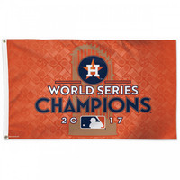 Houston Astros 2017 World Series Champions 3' x 5' Flag