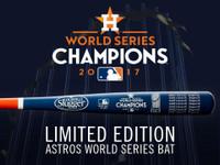 Houston Astros 2017 MLB World Series Champions Louisville Slugger Commemorative Bat LE 2017