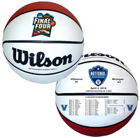 Villanova Wildcats 2018 NCAA National Champions Commemorative Basketball LE 5,000