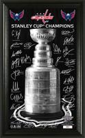 Washington Capitals 2018 NHL Stanley Cup Championship Signature Trophy LE 5,000