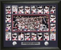 Washington Capitals 2018 NHL Stanley Cup Champions Memorable Moments 2pc Silver Coin Photo Mint LE 2,018