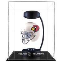Arizona Cardinals NFL Speed Riddell Mini Hover Football Helmet and Stand