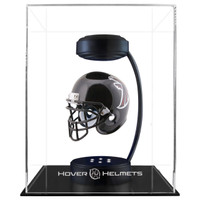 Atlanta Falcons NFL Speed Riddell Mini Hover Football Helmet and Stand