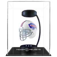 Buffalo Bills NFL Speed Riddell Mini Hover Football Helmet and Stand