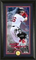 Boston Red Sox Andrew Benintendi Supreme Gold Coin Photo Mint LE 2,500