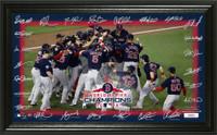 "Boston Red Sox 2018 World Series Champions ""Celebration' Signature Field LE 10,000"