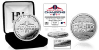 Boston Red Sox 2018 World Series Champions Pure Silver Mint Coin LE 2,018