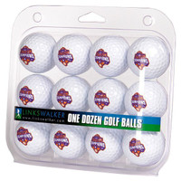 Clemson Tigers 2018 National Championship Dozen Golf Balls