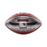 New England Patriots Super Bowl 53 Championship Football Limited Edition 5,300
