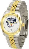 Virginia Cavaliers 2019 NCAA Men's Basketball National Champions Executive Watch - White or Orange
