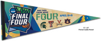 "NCAA 2019 Final Four Commemorative Double-Sided Pennant 12"" x 30"""
